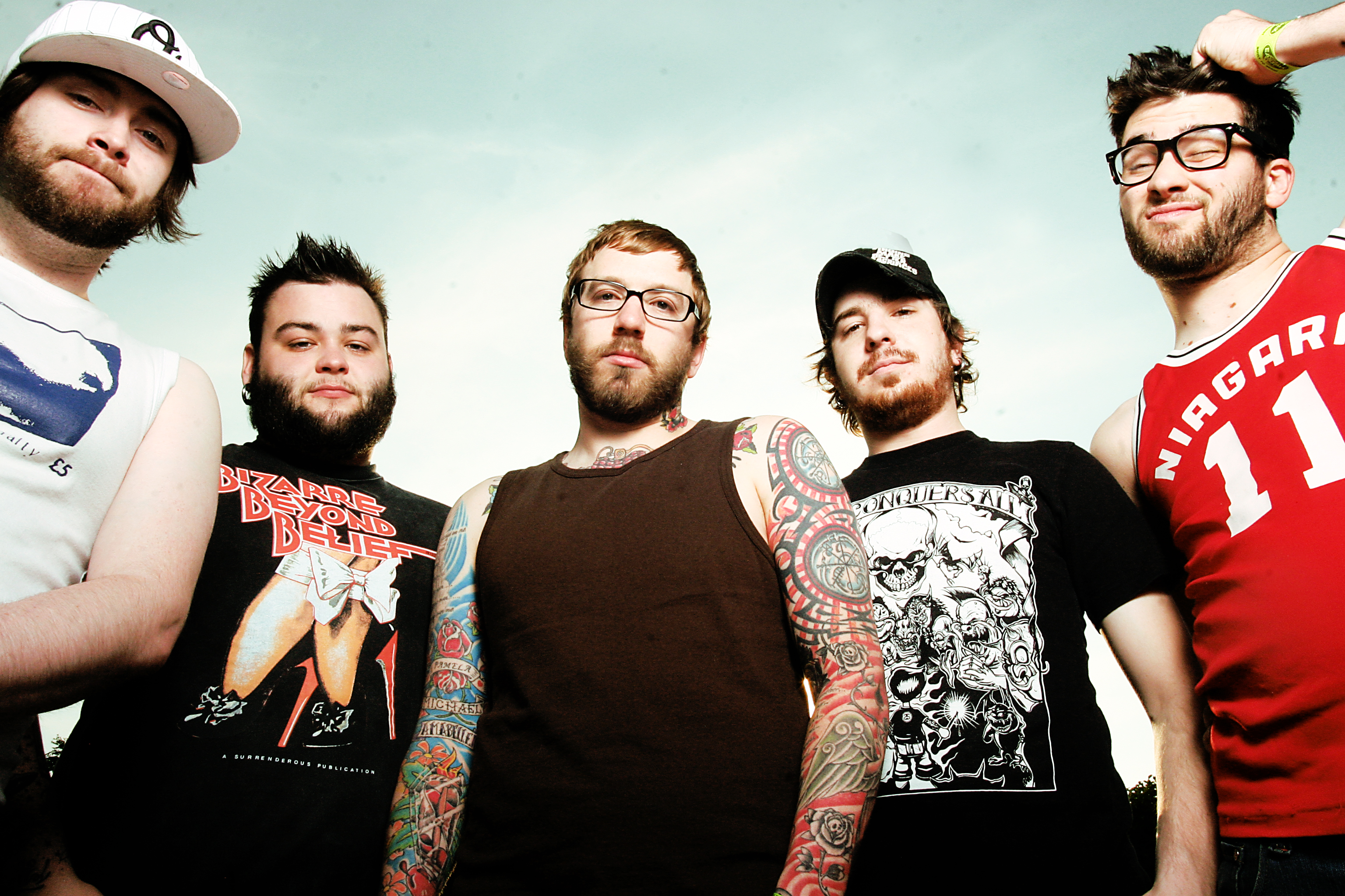 Alexisonfire the band