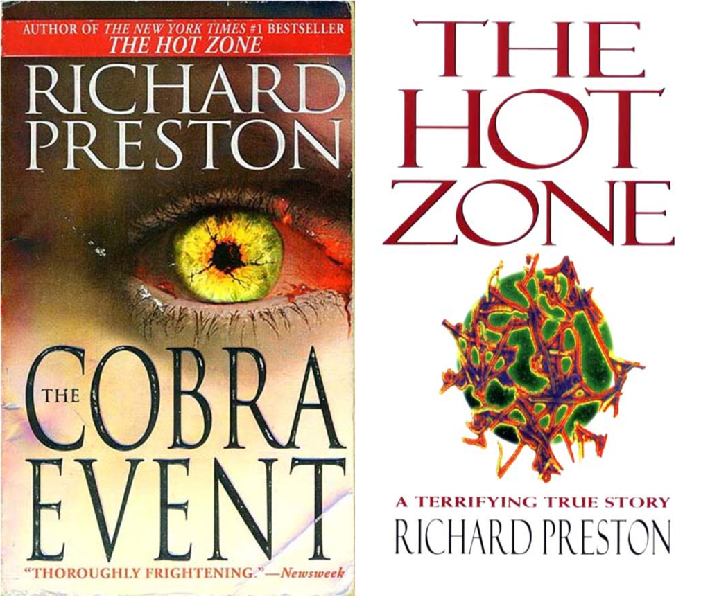 Richard Preston Texts