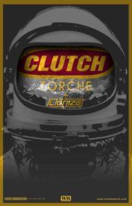 Clutch tour