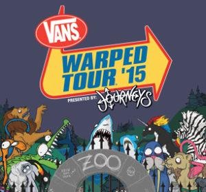 warped 15