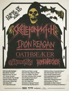 Skeletonwitch tour