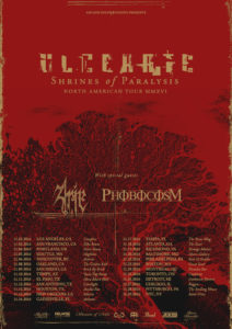 Ulcerate tour