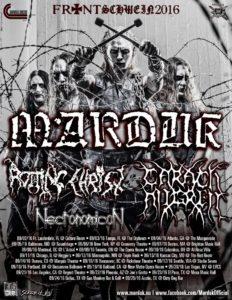 Marduk tour